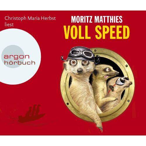 Moritz Matthies - Voll Speed - Preis vom 10.04.2021 04:53:14 h