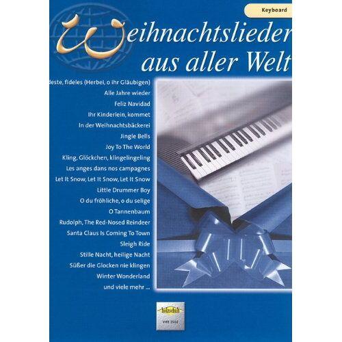 - Weihnachtslieder aus aller Welt: Keyboard - Preis vom 21.10.2020 04:49:09 h