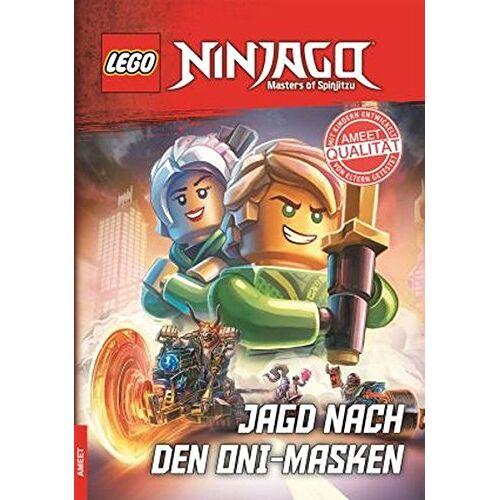 - LEGO® NINJAGO® - Jagd nach den Oni-Masken - Preis vom 20.10.2020 04:55:35 h