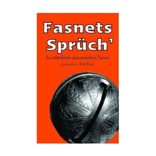 Wulf Wager - Fasnets Sprüch' der schwäbisch-alemannischen Narren - Preis vom 11.05.2021 04:49:30 h