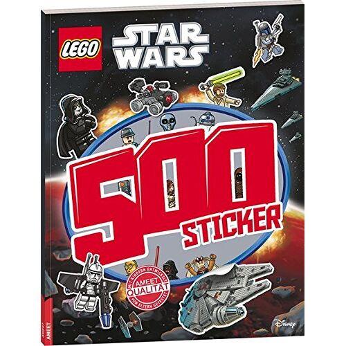 - LEGO® Star Wars(TM) 500 Sticker - Preis vom 24.01.2021 06:07:55 h