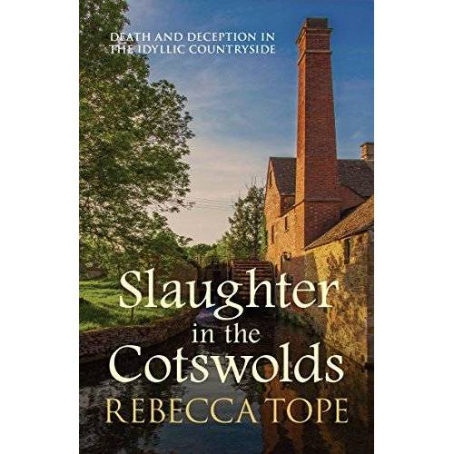 Rebecca Tope - Slaughter in the Cotswolds (Cotswold Mysteries) - Preis vom 17.01.2021 06:05:38 h