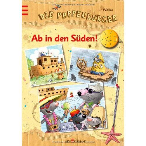 Walko - Die Pappenburger - Ab in den Süden! - Preis vom 05.09.2020 04:49:05 h