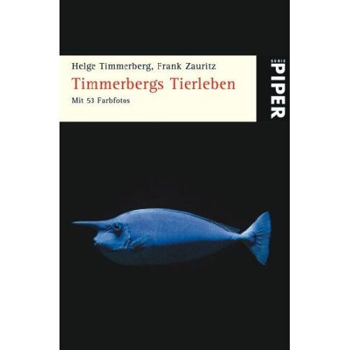 Helge Timmerberg - Timmerbergs Tierleben - Preis vom 03.12.2020 05:57:36 h