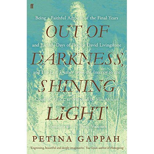 Petina Gappah - Gappah, P: Out of Darkness, Shining Light - Preis vom 14.01.2021 05:56:14 h