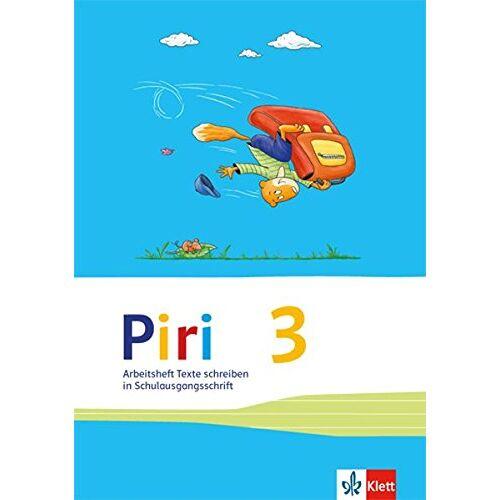 - Piri: Arbeitsheft in Schulausgangsschrift 3. Schuljahr - Preis vom 21.04.2021 04:48:01 h