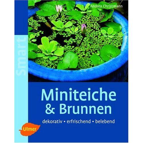 Andrea Christmann - Miniteiche und Brunnen. Dekorativ - erfrischend - belebend - Preis vom 18.10.2020 04:52:00 h
