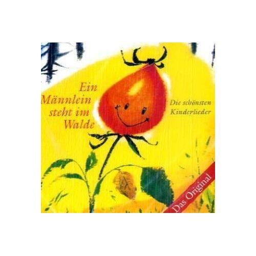 - Ein Männlein steht im Walde, 1 Audio-CD - Preis vom 05.09.2020 04:49:05 h