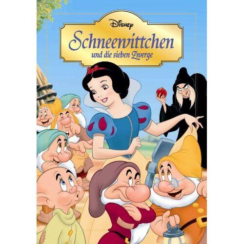 Disney Schneewittchen und die sieben Zwerge Disney-Classics - Preis vom 16.04.2021 04:54:32 h