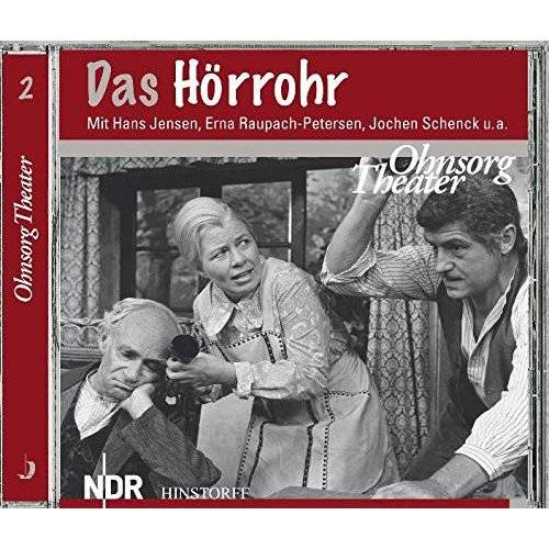 - Hörrohr: Hörfassung der Fernsehaufführung von 1973 - Preis vom 09.04.2021 04:50:04 h