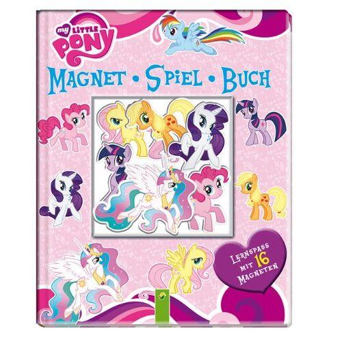 - MagnetSpielBuch My Little Pony: Lernspaß mit 16 Magneten - Preis vom 10.05.2021 04:48:42 h