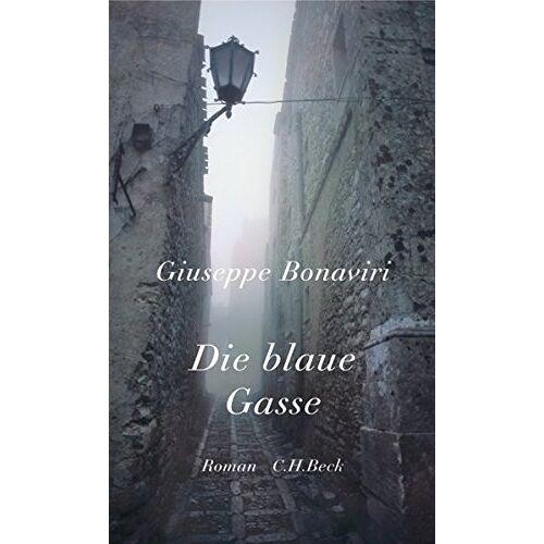 Giuseppe Bonaviri - Die blaue Gasse: Roman - Preis vom 28.02.2021 06:03:40 h