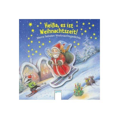 Elke Karl - Heißa, es ist Weihnachtszeit!: Meine liebsten Weihnachtsgedichte - Preis vom 20.10.2020 04:55:35 h