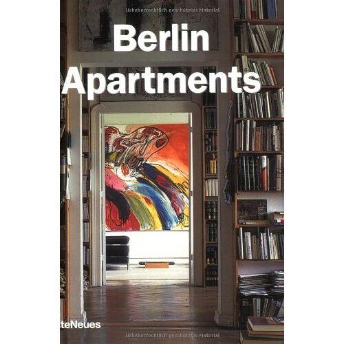 Anja Jaworsky - Berlin Apartments (Designpocket) - Preis vom 27.02.2021 06:04:24 h