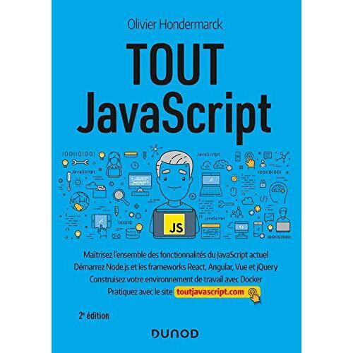 - Tout JavaScript - 2e éd. (Hors Collection) - Preis vom 07.05.2021 04:52:30 h