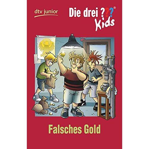 Boris Pfeiffer - Die drei ??? Kids 34 - Falsches Gold: Erzählt von Boris Pfeiffer - Preis vom 09.05.2021 04:52:39 h