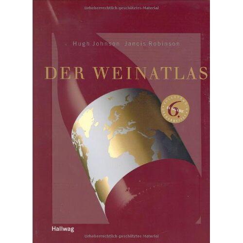 Hugh Johnson - Der Weinatlas - Preis vom 16.01.2021 06:04:45 h