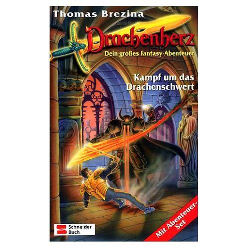 Brezina, Thomas C. - Drachenherz, Bd.1, Kampf um das Drachenschwert - Preis vom 16.04.2021 04:54:32 h