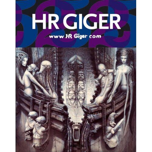 Giger, H. R. - www HR Giger com - Preis vom 21.01.2021 06:07:38 h