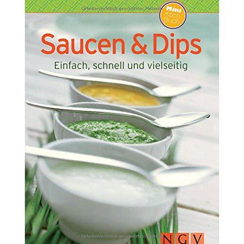 - Saucen & Dips (Minikochbuch): Einfach, schnell und vielseitig - Preis vom 05.09.2020 04:49:05 h