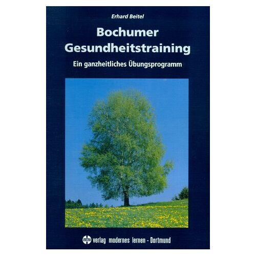 Erhard Beitel - Bochumer Gesundheitstraining - Preis vom 11.05.2021 04:49:30 h