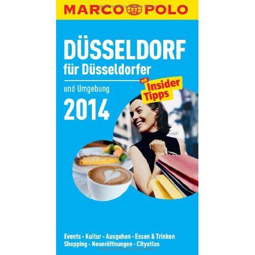 - MARCO POLO Cityguide Düsseldorf für Düsseldorfer 14 - Preis vom 22.02.2021 05:57:04 h