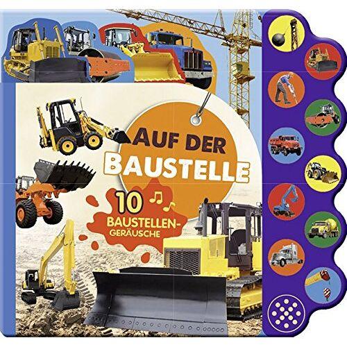 - Soundbuch Auf der Baustelle: Mit 10 Baustellengeräuschen - Preis vom 26.02.2021 06:01:53 h