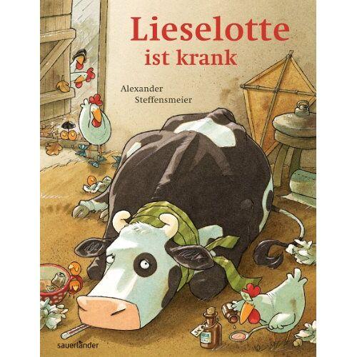Alexander Steffensmeier - Lieselotte ist krank - Preis vom 05.09.2020 04:49:05 h