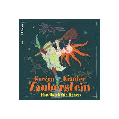 Conway, D. J. - Kerzen, Kräuter, Zauberstein - Preis vom 05.09.2020 04:49:05 h