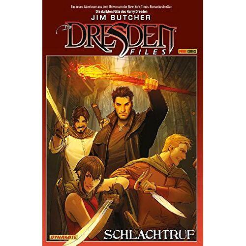 Jim Butcher - Jim Butcher: Dresden Files: Bd. 2: Schlachtruf - Preis vom 24.02.2020 06:06:31 h