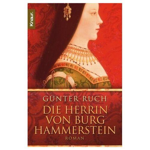 Günter Ruch - Die Herrin von Burg Hammerstein - Preis vom 20.10.2020 04:55:35 h