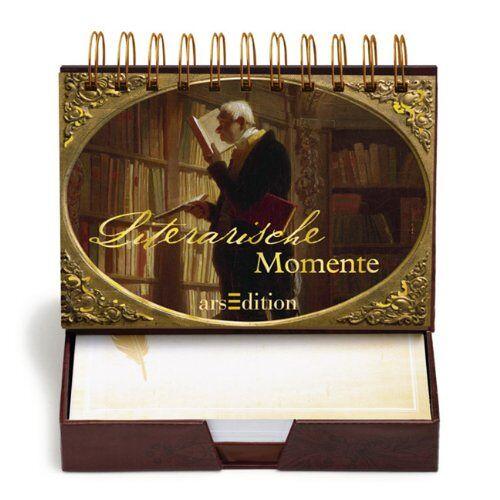 - Literarische Momente: Zettelbox-Aufsteller - Preis vom 28.09.2020 04:48:40 h