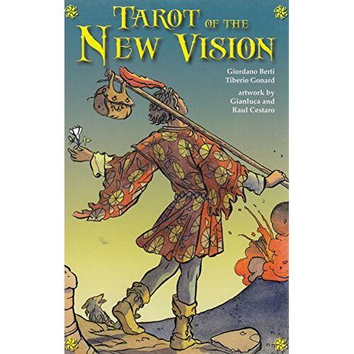Lo Scarabeo - Tarot of the New Vision Kit (Lo Scarabeo Kits) - Preis vom 18.04.2021 04:52:10 h
