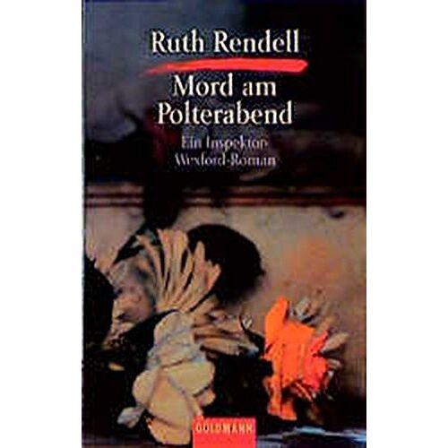 R - Mord am Polterabend: Ein Inspektor-Wexford-Roman (Goldmann Krimi) - Preis vom 21.10.2020 04:49:09 h