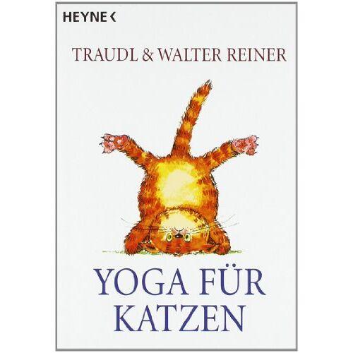 Traudel Reiner - Yoga für Katzen - Preis vom 11.05.2021 04:49:30 h