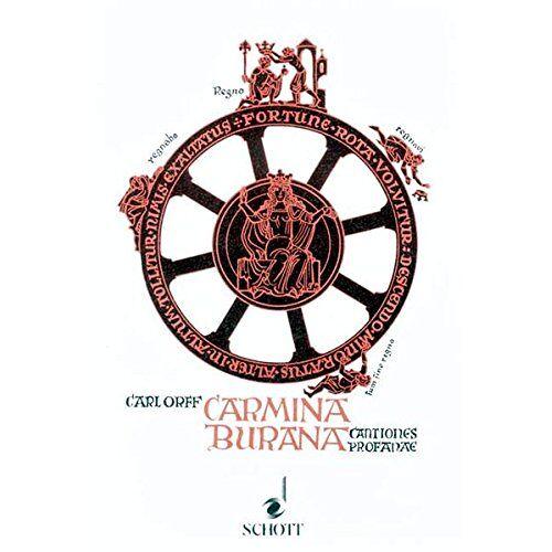 Carl Orff - Carmina Burana - Lieder aus der Benediktbeurer Handschrift - Preis vom 21.10.2020 04:49:09 h