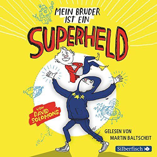 David Solomons - Mein Bruder ist ein Superheld: 3 CDs - Preis vom 15.04.2021 04:51:42 h