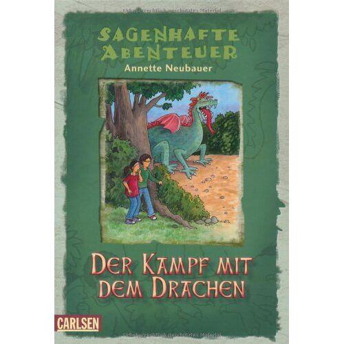 Annette Neubauer - Sagenhafte Abenteuer, Band 5: Der Kampf mit dem Drachen: Ein Drachenstich-Abenteuer - Preis vom 05.09.2020 04:49:05 h