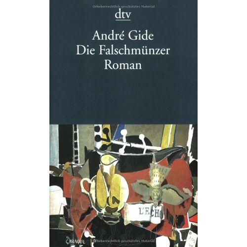 André Gide - Die Falschmünzer / Tagebuch der Falschmünzer: Roman - Preis vom 09.04.2021 04:50:04 h