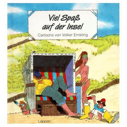 Volker Ernsting - Viel Spaß auf der Insel. Cartoons - Preis vom 18.04.2021 04:52:10 h