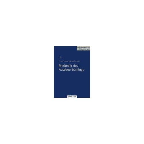 Kuno Hottenrott - Methodik des Ausdauertrainings - Preis vom 08.05.2021 04:52:27 h