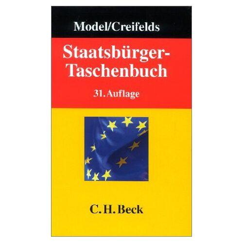 Otto Model - Staatsbürger-Taschenbuch - Preis vom 19.04.2021 04:48:35 h