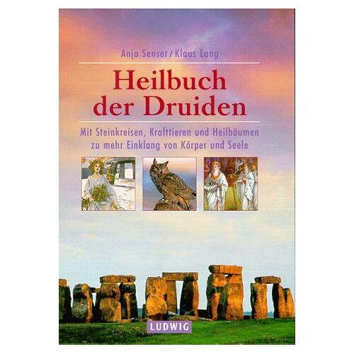 Anja Senser - Heilbuch der Druiden - Preis vom 10.09.2020 04:46:56 h