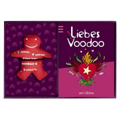 Felicitas Weißenburg - Liebesvoodoo: Voodoo-Puppe - Preis vom 18.04.2021 04:52:10 h