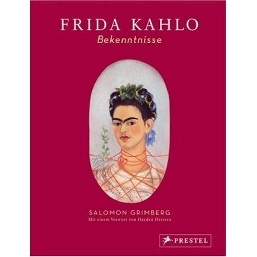 Salomon Grimberg - Frida Kahlo: Bekenntnisse - Preis vom 09.05.2021 04:52:39 h