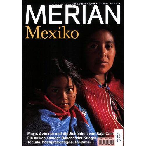 - MERIAN Mexiko: Maya, Azteken und die Schönheit von Baja California. Ein Vulkan namens Rauchender Krieger. Tequila, hochprozentiges Handwerk (MERIAN Hefte) - Preis vom 22.10.2020 04:52:23 h