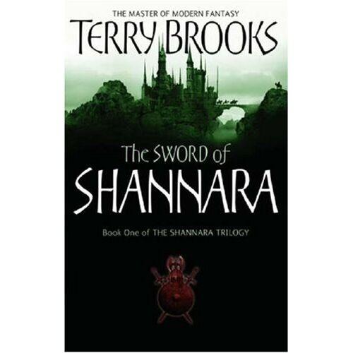 Terry Brooks - Sword of Shannara (Shannara Series) - Preis vom 27.02.2021 06:04:24 h