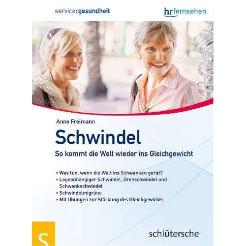 Anne Freimann - Schwindel: So kommt die Welt wieder ins Gleichgewicht - Preis vom 06.09.2020 04:54:28 h