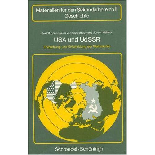 Rudolf Renz - USA und UdSSR - Preis vom 03.05.2021 04:57:00 h