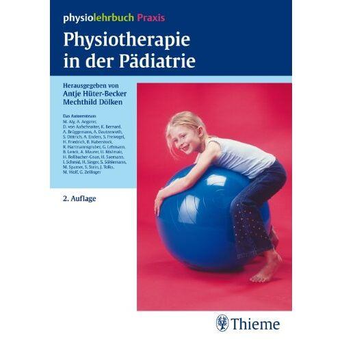 Becker Physiotherapie in der Pädiatrie - Preis vom 03.05.2021 04:57:00 h